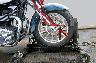 MOTORCYCLE TOWING & WATER RECOVERY